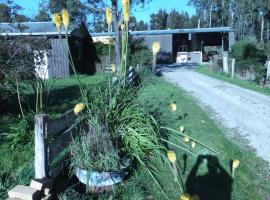 Eureka Farm, Scamander (Falmouth yakınında)