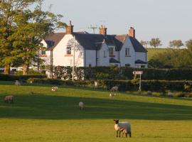 Dalton Green Farmhouse, Lockerbie (рядом с городом Mouswald)