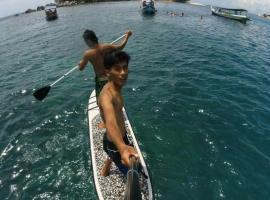 Homestay belitung, Tanjungbinga