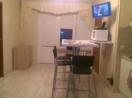 Apartment on Khimkinskiy bulvar