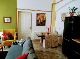 Olive Tree City Apartment