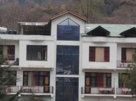Hotel Aarys, Манали (рядом с городом Baragrān)