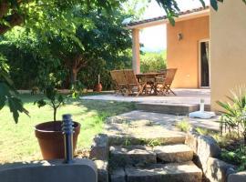 Villa Carpe Diem, Порто-Веккьо (рядом с городом Pascialello)