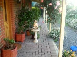 Golden Buddha Retreat
