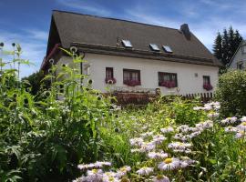 Ferienwohnung Reifberg, Stützerbach