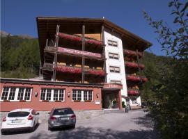 Hotel Tia Apart, Kaunertal (Feichten Im Kaunertal yakınında)