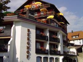 Panoramahotel Berghof
