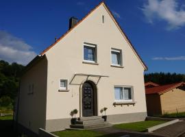 Trailrock Lodge, Dahn (Erfweiler yakınında)
