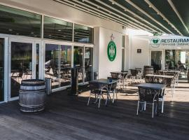 Hotel Bar Restaurant Le Chaudron Vert, Сент-Этьен (рядом с городом La Talaudière)