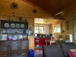 Ferienwohnungen im Chalet Firn