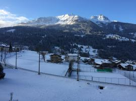 Penthouse in Klosters-Davos, 300mt from cable car, Klosters Dorf