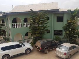 Sancourt Hotel, Takoradi (рядом с городом Shama)