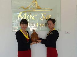 Moc Sa Hotel, Mộc Châu