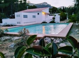 Ca l'Eli different experience, Vilanova de Escornalbou (Colldejou yakınında)