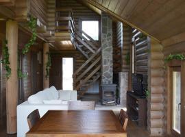 Wooden Log House, Gerovo