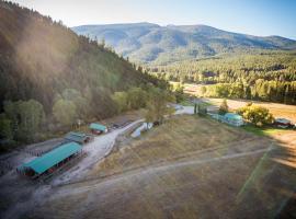 Piquett Creek Ranch, Conner