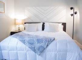 Modern Upscale Private Rooms, Raleigh (in de buurt van Asbury)