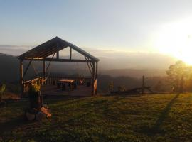 Sin Rumbo Mountain Getaway, Valle de Ángeles (рядом с городом Danlí)