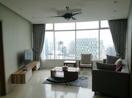 吉隆坡城中城回家旋渦公寓