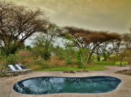 Muchenje Campsite and Cottages