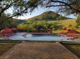 26° South Bush Boho Hotel, Muldersdrift