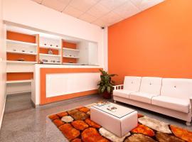 Aparthotel Praiano, Praia