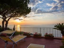Villa Sea View Sorrento Terrace