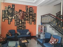 Harbed House Hotel, Kumasi (Near Ejisu-Juabeng)