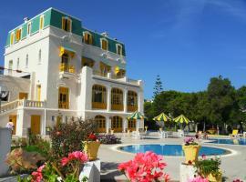 Hotel Les Mimosas, Tabarka