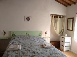 La casa di Toli, Borgo a Mozzano