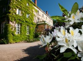 Château de Bellevue B&B, Villié-Morgon (рядом с городом Chiroubles)