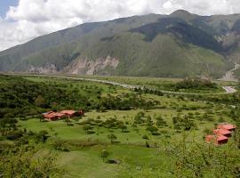 El Caserío, San Salvador de Jujuy (Volcán yakınında)