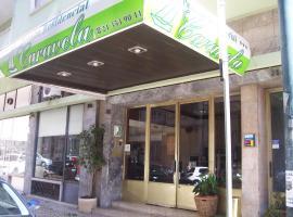 Hotel Residencial Caravela, Lizbona