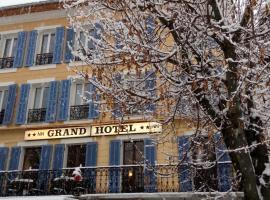 Le Grand Hotel, Барселоннет