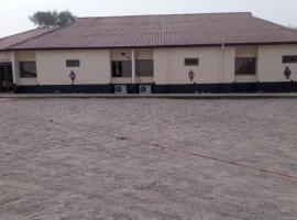 D-Surety Guesthouse, Yarigabisi (рядом с городом Yikene)