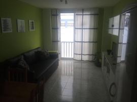Apartamento lima, Тамадусте (рядом с городом Valverde)