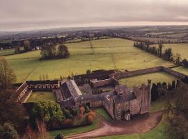 Skryne Castle, Ross Cross Roads
