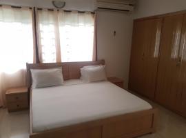 Panaasa Guesthouse, Akosombo (рядом с городом Aveji)