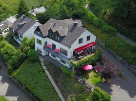 Haus Grünewald, Barl (À proximité de: Zell an der Mosel)