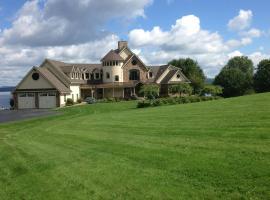 Villa Memphre, Newport Center (Stanstead Plain yakınında)