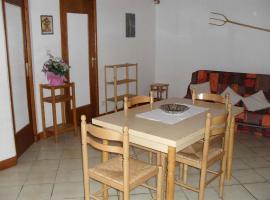 appartement vacances à la montagne, Génos