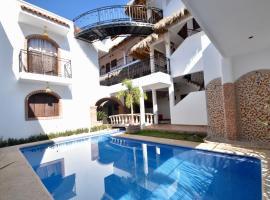 Villas Amalia Hotel, Sayulita