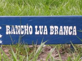 Rancho Lua Branca, Bananal (Arapeí yakınında)