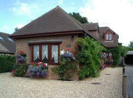 Wisteria House, Fareham (рядом с городом Titchfield)