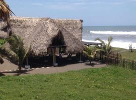 Casa Macano Surf-Yoga, El Paredón Buena Vista