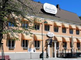 Pietarsaaren Kaupunginhotelli, Пиетарсаари