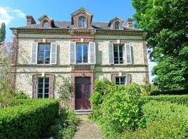 Holiday Home La Romanesque, Cambremer (рядом с городом Victot-Pontfol)