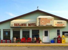 Badlands Motel, Drumheller
