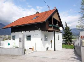 Holiday Home Landhaus Wegscheider, Tulfes (Hall in Tirol yakınında)