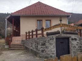 Bíró-udvar Vendégház, Mályinka (рядом с городом Uppony)